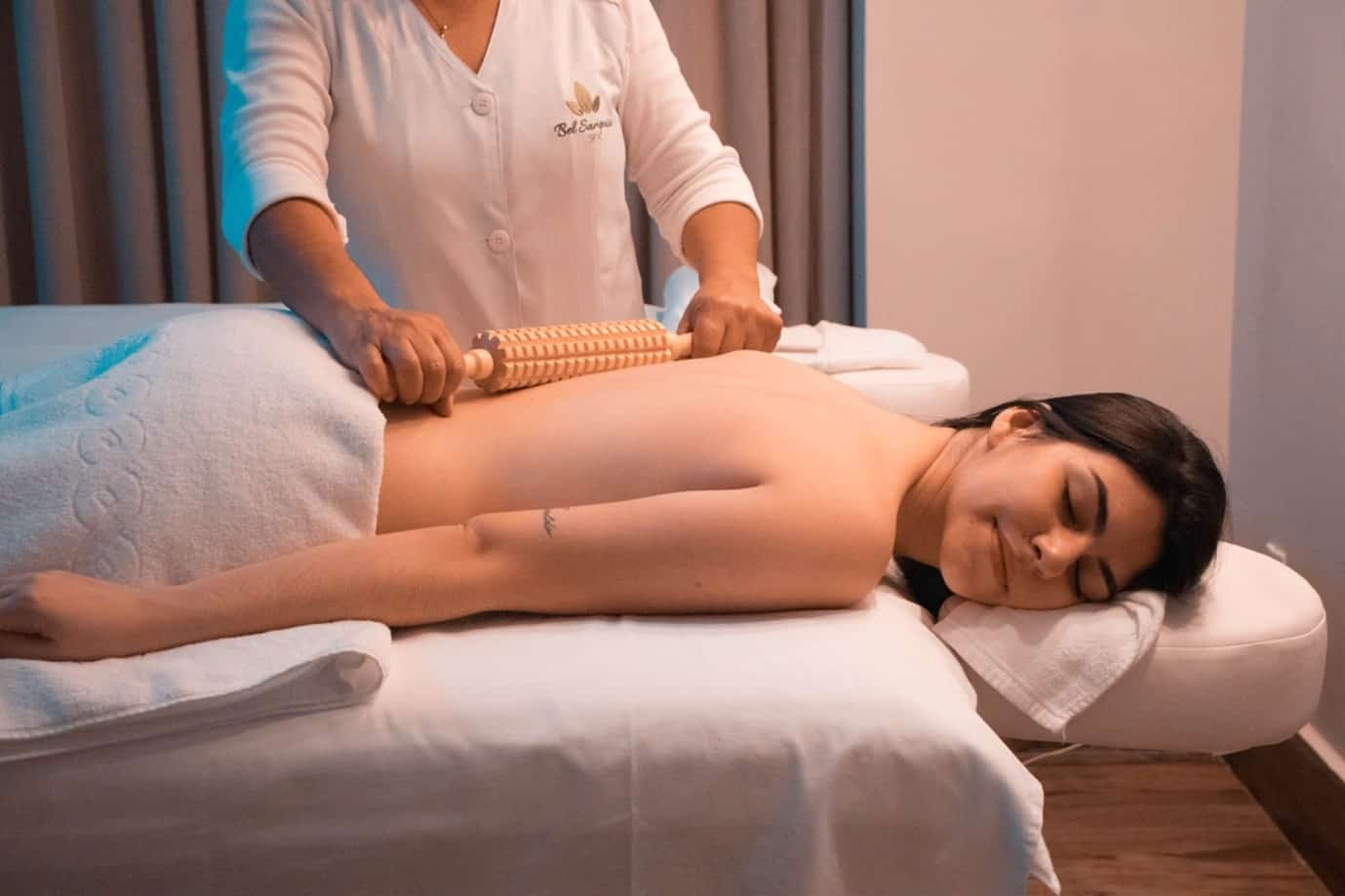 Anti-cellulite massage procedure. How is it done?