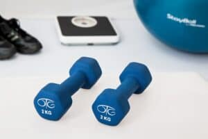 Online personal training sessions